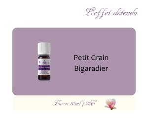 L'huile essentielle Petit Grain Bigaradier (10ml)