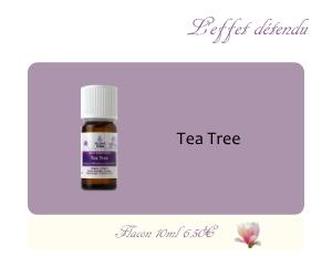 L'huile essentielle Tea Tree (10ml)