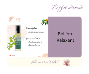 Le Roll'on Relaxant