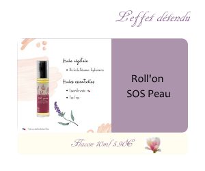 Le Roll'on SOS peau